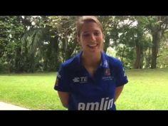 Simona De Silvestro (Amlin Andretti) quick fire interview