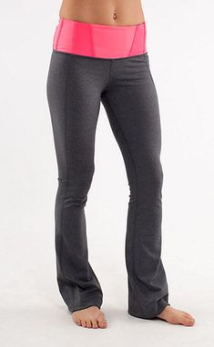 Lululemon is known for some of the best yoga gear on the planet, and these Tadasana Pants ($98) are no exception. The best part? The drawcords at the hem let you adjust the length.