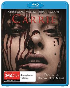 Carrie Horror, Blu-ray | Sanity