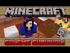 A Surprise for Wonderwall! [94] Salems Survival! #Minecraft PC - YouTube