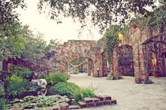 Ladybird Johnson Wildflower Center near Austin, TX. Places To Get Married, Got Married, Getting Married, Places To Visit, Flower Center, Austin Tx, Wildflowers, Landscape Architecture, San Antonio