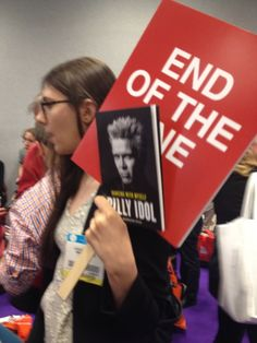 Ends of lines - sometimes difficult to find Book Expo, What Is Like, Book Lovers, America, Spaces, Book Nerd, Usa, Book Worms