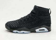 712b04bccad Nike Jordan Flyknit Elevation 23 (Black   Black – Metallic Silver)  lpu