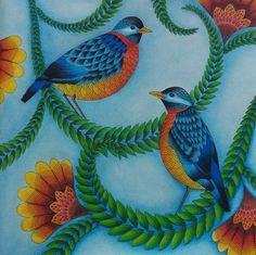 Eu passarinho! #quintana #eucolorosim #paraisotropical #milliemarotta #tropicalwonderland