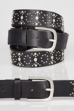 """Product review for Yoursclothing Womens Diamante & Stud Embellished Belt.  - Black belt with studded and diamante details all-over, secured with a silver-toned buckle fastening.       Famous Words of Inspiration...""""I keep six honest serving-men (They taught me all I knew); Their names are What and Why and When And How and Where and..."""