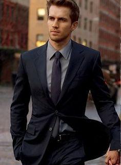 nice Street style: The Dapper Gentleman - fyandrewcooper: Andrew Cooper for DKNY. Mens Fashion Blog, Mens Fashion Suits, Mens Suits, Style Fashion, Swag Fashion, Lolita Fashion, Fashion Boots, Fashion Dresses, Andrew Cooper