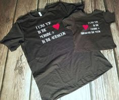 4a56ff418 Items similar to Mother Son Shirts - Mother Daughter Shirts - Father Son  Shirts - Father Daughter Shirts - Mother's Day - Father's Day - Matching  Shirts on ...