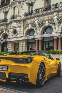 Ferrari Speciale Alperta, Car and cars, auto perfection, high fashion on wheels