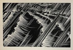 "Wood Engraving for Alec Waugh's ""Hot Countries"", 1930 by Lynd Ward on Curiator, the world's biggest collaborative art collection. Lino Art, Woodcut Art, Linocut Prints, Norman Rockwell, Rockwell Kent, Illustration Art, Illustrations, Engraving Art, Linoprint"