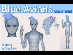 Blue Avians Secret Blockade Around Gaia Earth