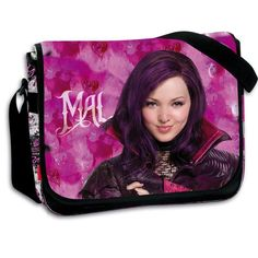 DESCENDANTS DISNEY shoulder bag pc bag/ tablet bag/school bag NEW MAL