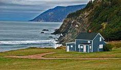 Gentle Waves Near Capstick, Cape Breton, Nova Scotia « O' Canada Cape Breton, Nova Scotia, Canadian Culture, Immigration Canada, Moving To Canada, Challenge, Labor, Closer To Nature, Terra