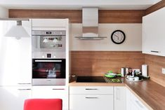 Kitchen Dinning, New Kitchen, Small Apartments, Interior Design Kitchen, Kitchen Storage, Kitchen Remodel, Sweet Home, Kitchen Cabinets, House Design