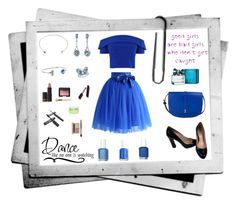 """""""Whatever!"""" by rboowybe ❤ liked on Polyvore featuring Chicwish, Miu Miu, WALL, DANNIJO, Tommy Hilfiger, Lipstick Queen, NARS Cosmetics, Guerlain, Garnier and Essie"""