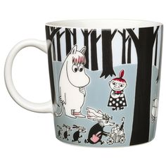 Children and adults alike fall in love with the sympathetic characters of Moomin Valley as created by the author Tove Jansson. The Arabia artist Tove Slotte-Elevant has designed the delightful Moomin objects in keeping with the original drawings. Moomin Shop, Moomin Mugs, Moomin Valley, Tove Jansson, Little My, Scandinavian Design, Finland, Adventure, The Originals