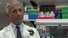 Dr. Anthony Fauci describes how the presence of a protein newly identified on HIV called alpha-4 beta-7 integrin may help explain how an antibody treatment led to sustained remission of an HIV-like virus in monkeys. The new findings from Dr. Fauci's lab were published on May 12, 2017 in the journal Science Immunology.