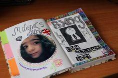 Первая страница - Всё для Личного Дневника. ЛД. Идеи для ЛД
