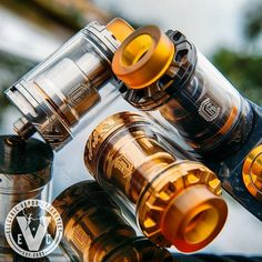 They're Baaaack! One of the most critically acclaimed attys of 2017 is back in full stock. Drop by EVCigarettes.com to get your Reload RTA by Reload Vapor USA in Stainless Steel, Black, or Gold before we're sold out again!