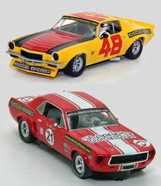 Electric Dreams Announces Contingency award Program for LeMay Museum TransAm race : Slot Cars, Slot Car Track Sets, Digital Slot Cars, New S...