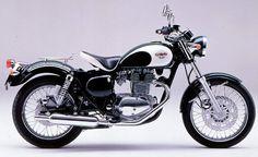 Kawasaki BJ250 Estela