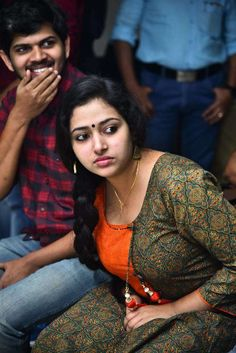 Anu Sithara is a well known Malayalam actress and a trained dancer. She is extremely beautiful and even considered as the face that is goi. Beautiful Girl Indian, Most Beautiful Indian Actress, Beautiful Actresses, Beautiful Women, Indian Actress Photos, South Indian Actress, South Actress, Beauty Full Girl, Beauty Women