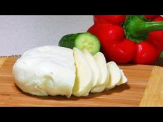 Mozzarella, Cooking Cheese, Food And Drink, Dairy, Make It Yourself, Recipes, Cheese, Italy, Recipies