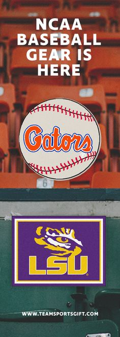 Be a super fan as you explore our large variety of team logo merchandise at huge discounts. Team Sports Gifts for the ultimate sports fan experience! Sports Merchandise, Plush Area Rugs, Baseball Gear, Ncaa College, Lsu Tigers, Sports News, Team Logo, Latex, Family Room