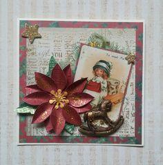 My Card *Vintage Christmas* http://makaart14.blogspot.sk