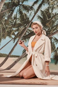 """Lili Reinhart photographed for Harper Bazaar's July 2018 issue. Lili Reinhart, Vanessa Morgan, Beautiful Celebrities, Beautiful People, Female Celebrities, Beautiful Things, Cleveland, Camila Mendes Riverdale, Betty Cooper Riverdale"