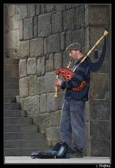 Galician Bagpipes