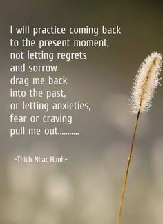 It does take practice, but catching your thoughts before they escalate is how you form a new habit :)