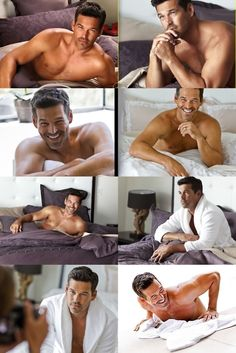 Oh Eddie Cibrian. Even though you are a cheater, you are still so yummy!