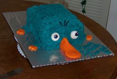 Phineas and Ferb Birthday ideas