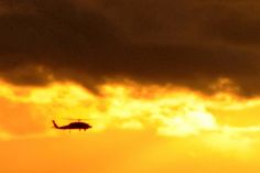 Free, Public Domain Image: Military Helicopter Flying Through a ...