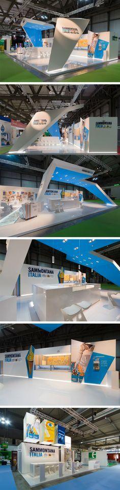 SammontanaStand Design: Xilos Design StudioStand Build: Xilos Temporary Architecture