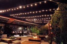 9 Crazy-Romantic L.A. Wedding Spots  #refinery29  http://www.refinery29.com/2013/11/57490/wedding-locations-los-angeles#slide17  Now, that's what we call great ambience!