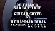 Metallica - Sad But True Guitar Cover By Muhammad Iqbal