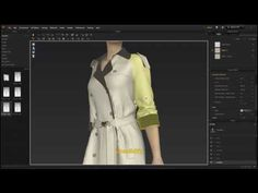 Marvelous Designer 6_Solidify - YouTube