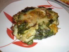 Mangio sano........mangio Vegano! (e mi diverto): Parmigiana di zucchine al pesto
