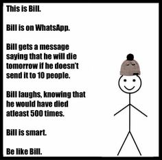 This Sarcastic Stick Figure Calls Out Annoying Facebook Habits… And It's Hilarious. - http://www.lifebuzz.com/be-like-bill/