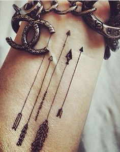 Awesome Arrow Tattoo Designs | Tattoo Ideas Gallery & Designs 2017 ...