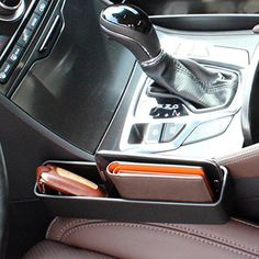 nice Console Side Pocket (2 PCS), Car Organizer, Car Seat Catcher, Fills the Gap Between the Seat, in my pocket