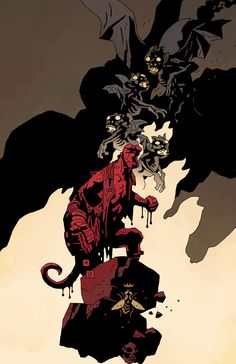 """""""Hellboy"""""""