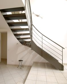 Escalier On Pinterest Stairs Architects And La Mode