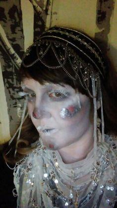 Frozen Dead Guy Days makeup