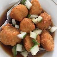Resep Pempek Tuna Kaleng Oleh Noof S Kitchen Resep Kaleng Timun Adonan