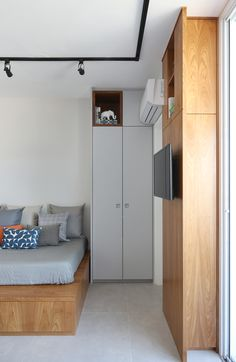 Apartamento de 29m² - La Marcon