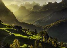 Autumn Dreams - Bild & Foto von Robin Halioua aus Landschaft - Fotografie (29768700)   fotocommunity