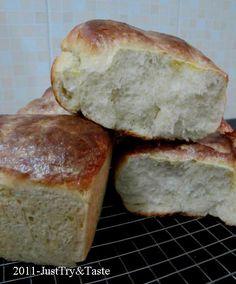 Obsesi Roti 3: Hokkaido Milky Loaf - Roti Lembut ala Jepang | Just Try & Taste