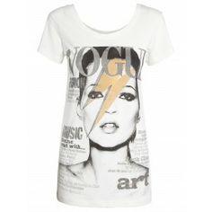 J.Chermann $138,60 Camiseta Vogue Kate